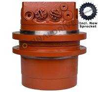 New aftermarket Track Motor for Terex TB16